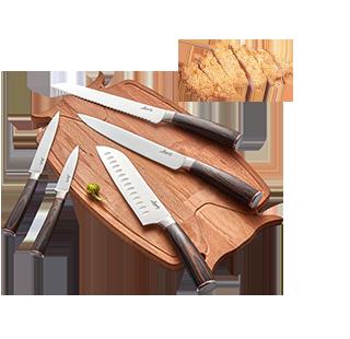 Bıçak Setleri ve Kesme Tahtaları...
