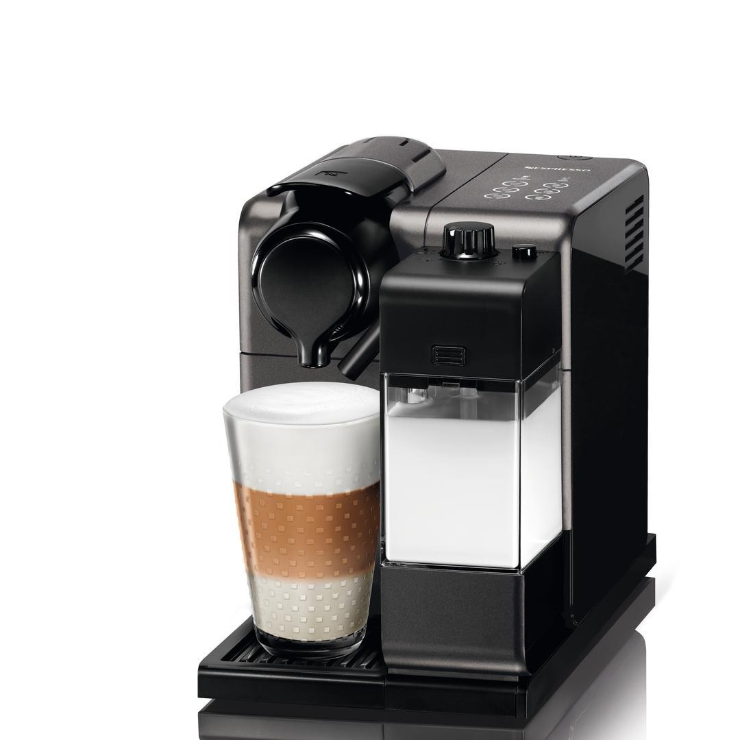 Nespresso F 511 Lattissima Touch Titanium
