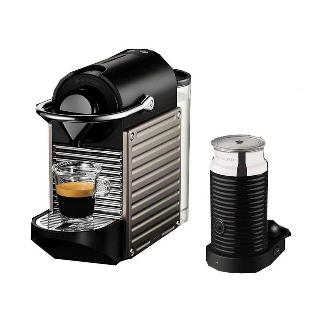 Nespresso Pixie C65 Titan Kahve Makinesi