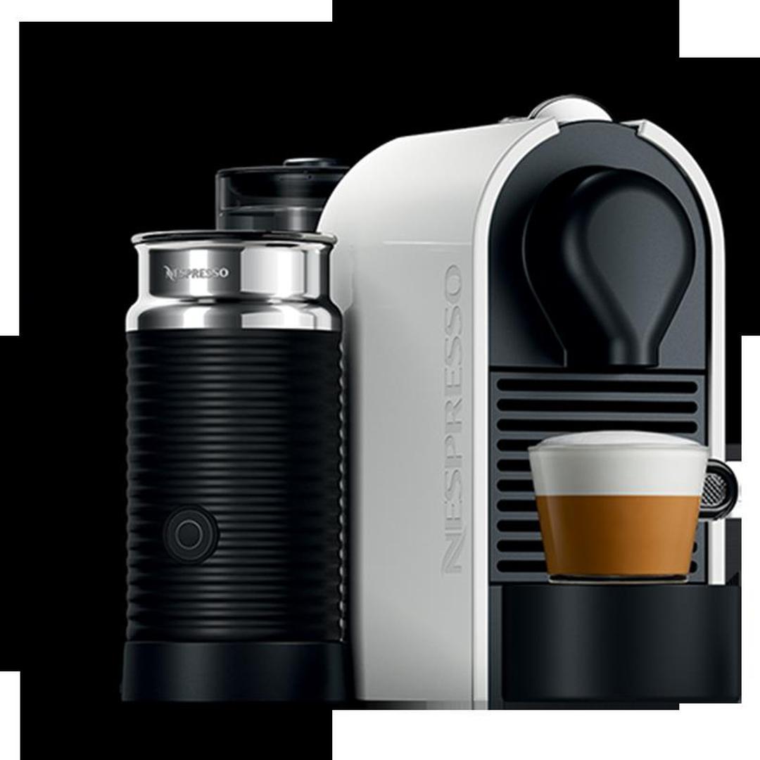 Nespresso U Milk C55 Cream White Kahve Makinesi