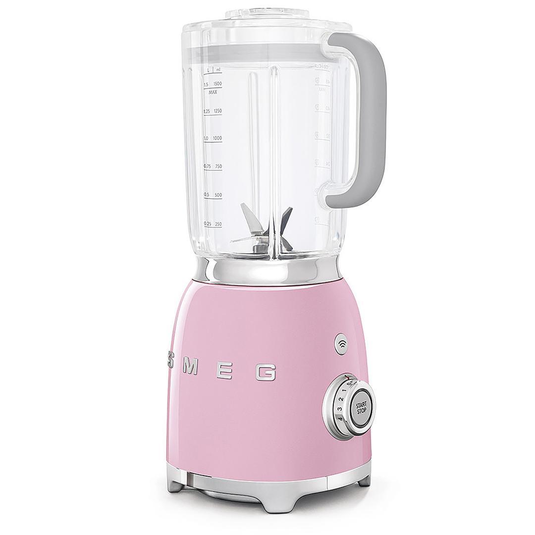 Smeg Blender Pink Blf01pkeu