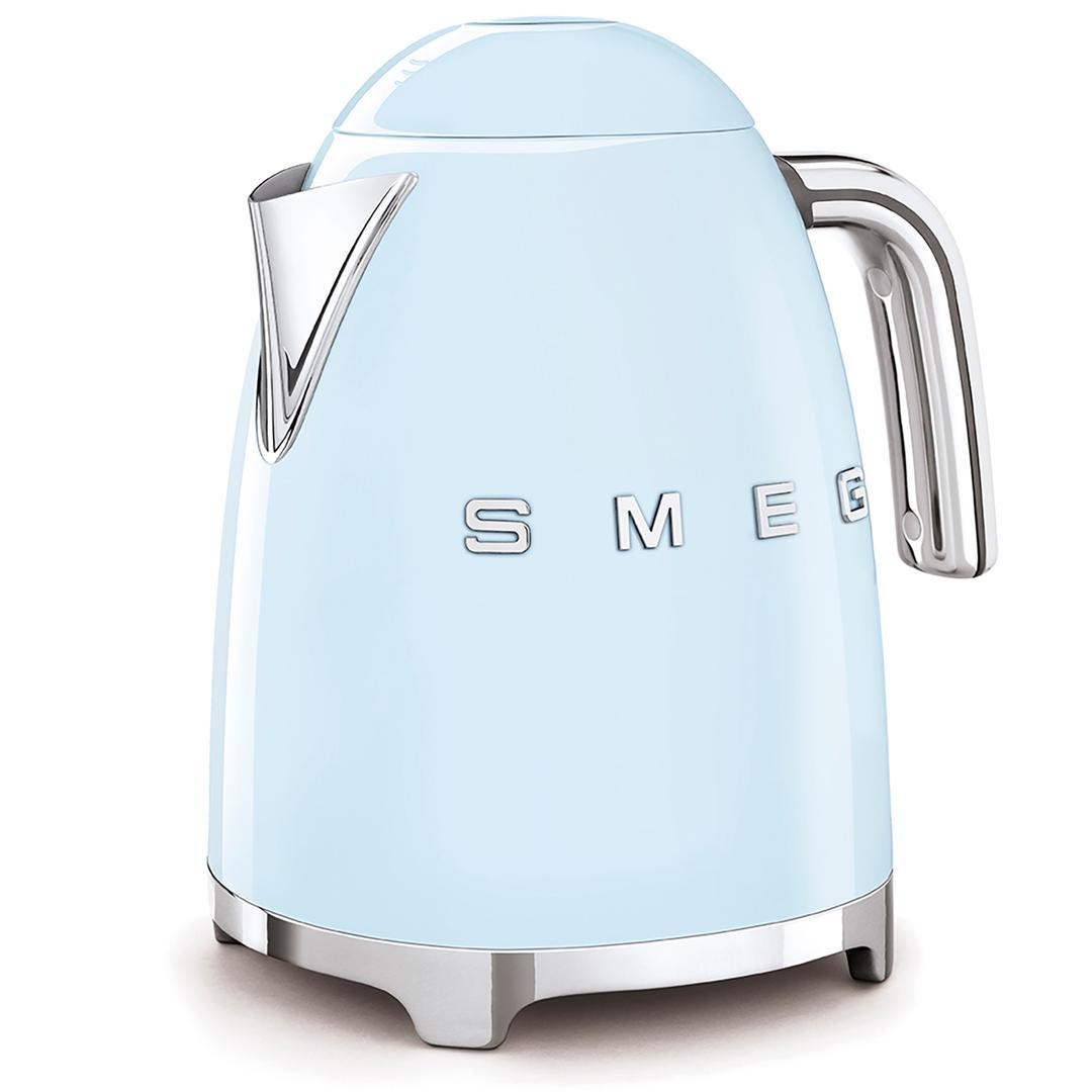 Smeg Kettle- Linea 50's Retro Style- Blue Klf03rdeu