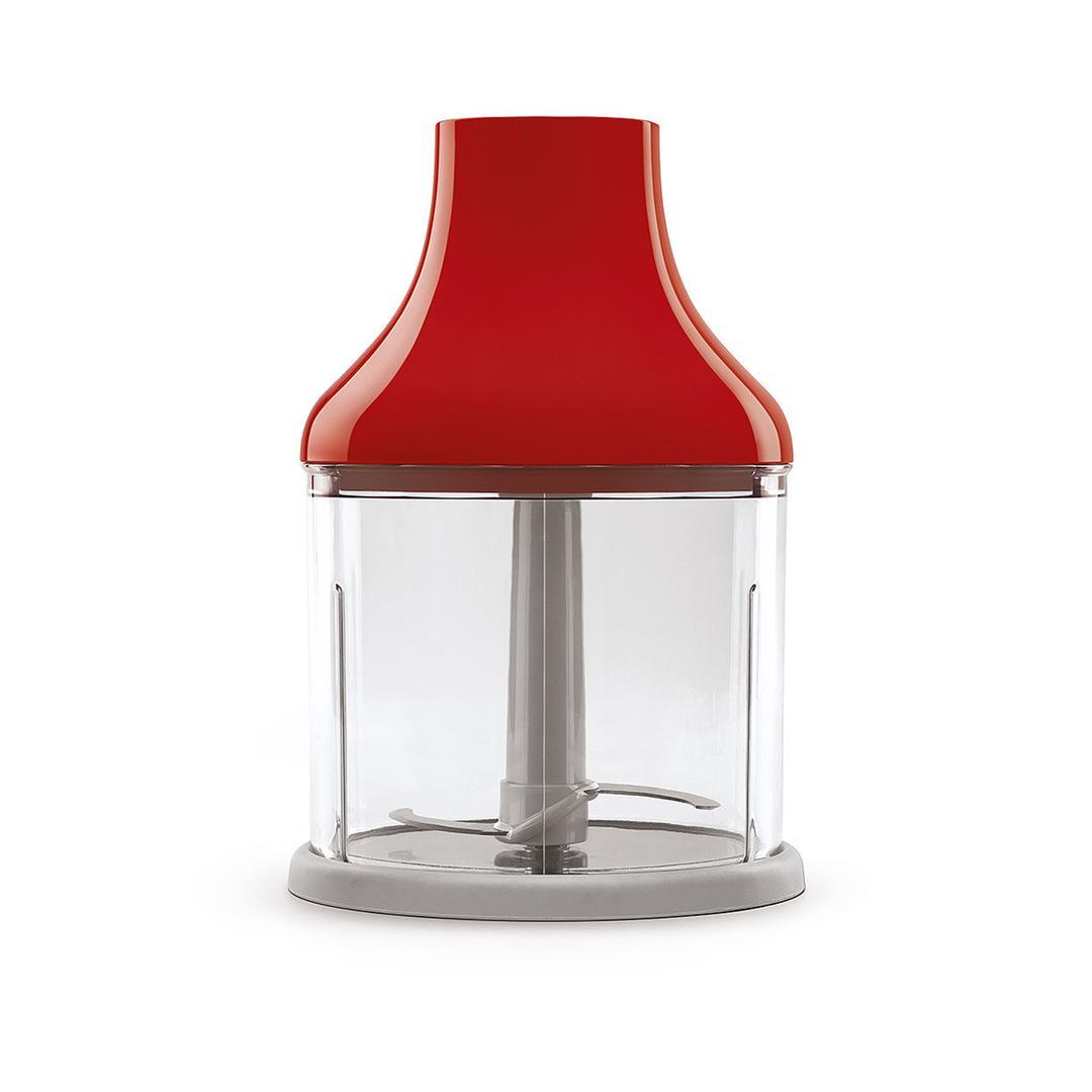 Smeg El Blender Set Red Hbf02rdeu