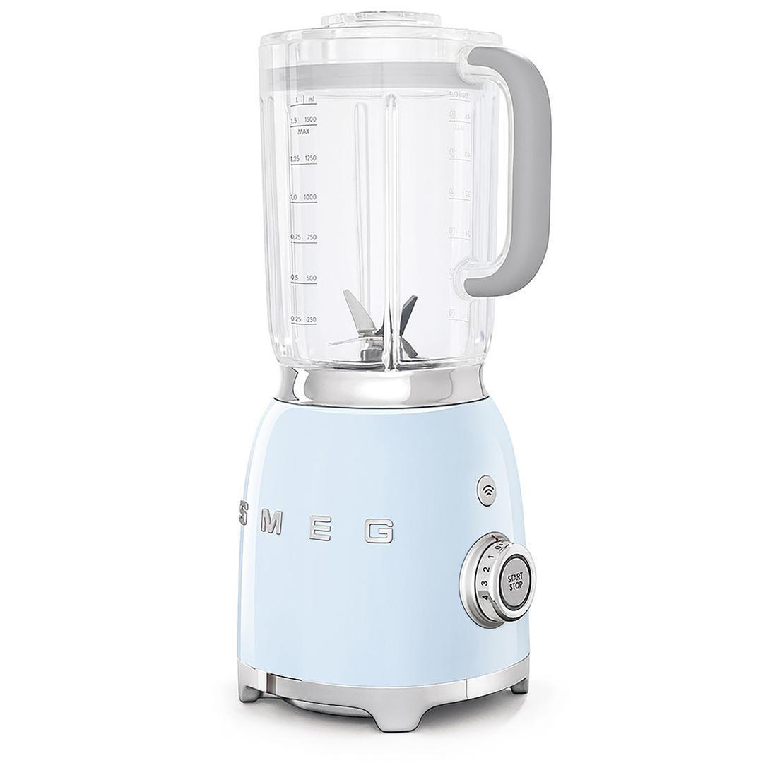 Smeg Blender Blue Blf01pbeu