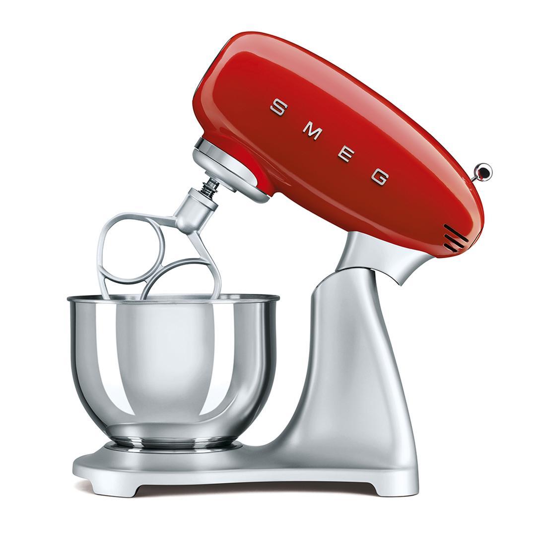 Smeg Hamur Karıştırma Makinesi Red Smf02rdeu