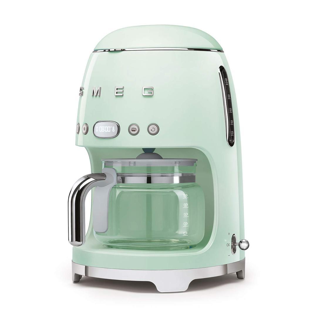 Smeg Filtre Kahve Makinesi Green Dcf02pgeu