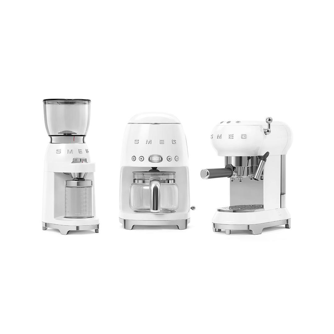 Smeg Kahve öğütme Makinası White Cgf01wheu