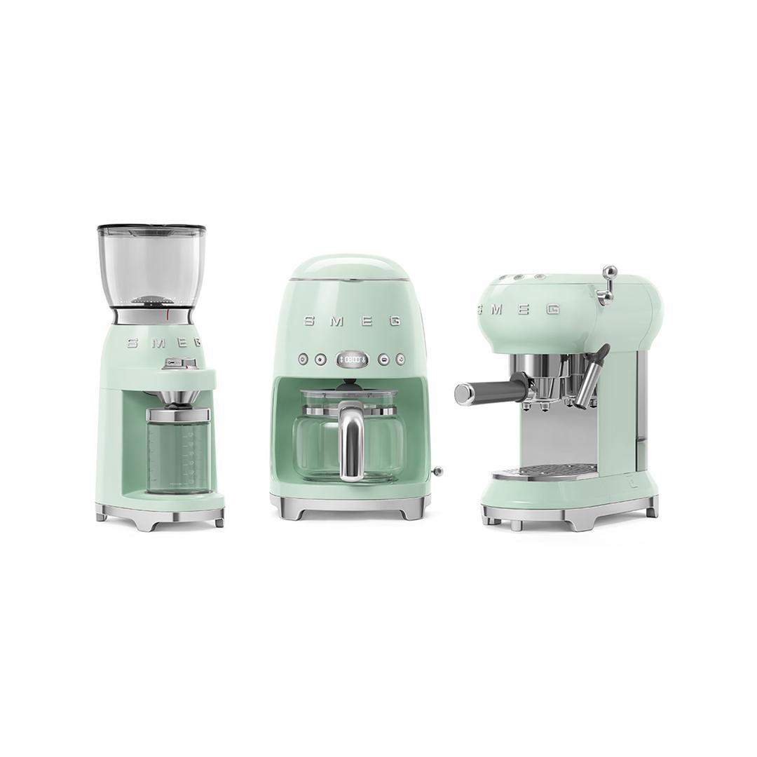 Smeg Kahve Öğütme Makinası Green Cgf01pgeu