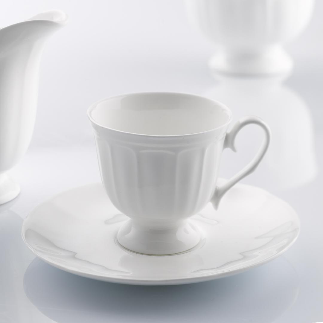 Jumbo Perla 12 Parça 6 Kişilik Kahve Seti