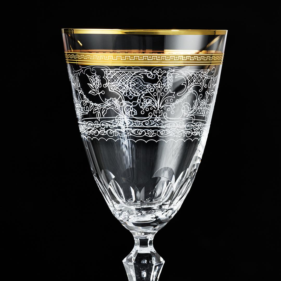 Jumbo Oscar 6'lı Şarap Kadehi XL