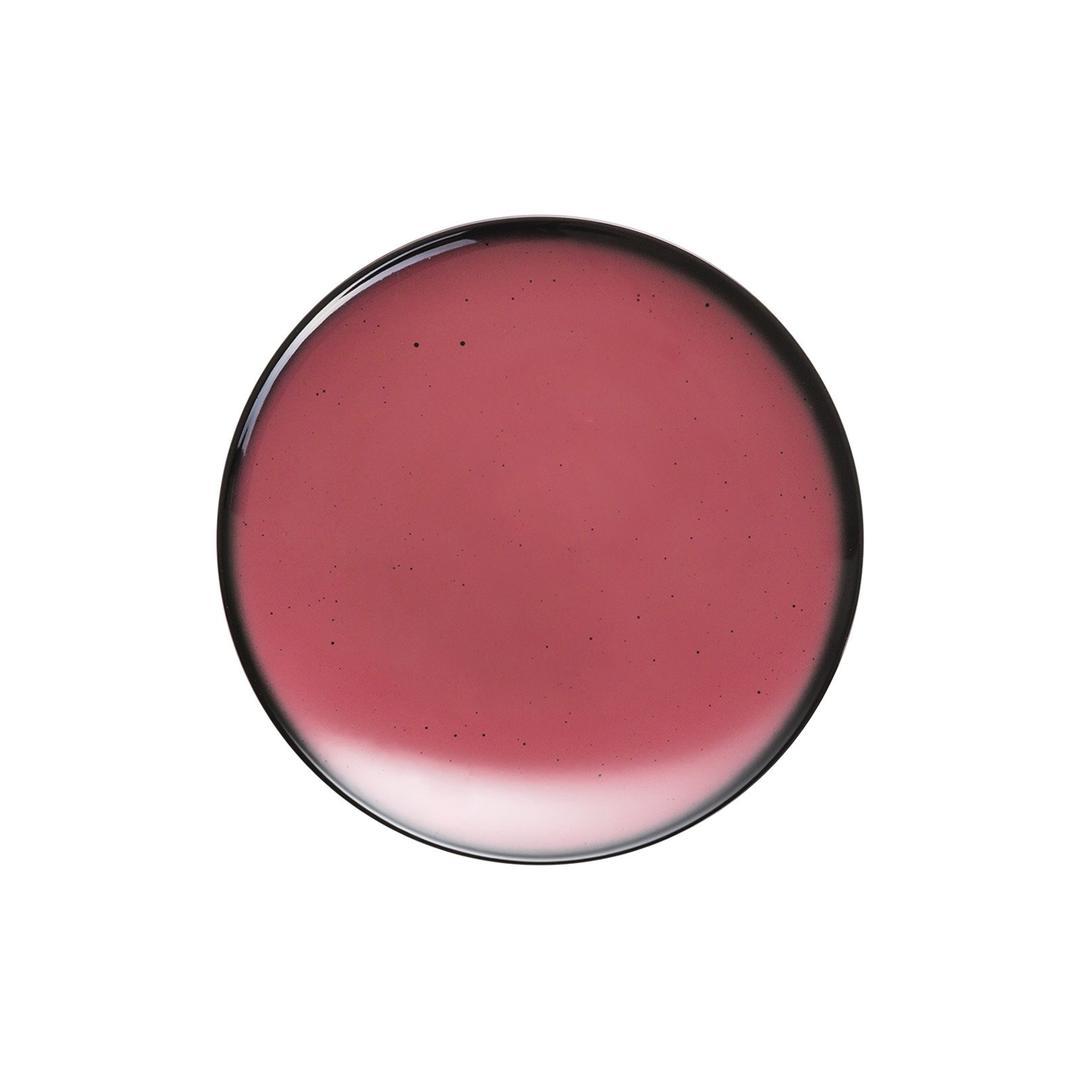 Jumbo Joy Red 24 cm Düz Tabak
