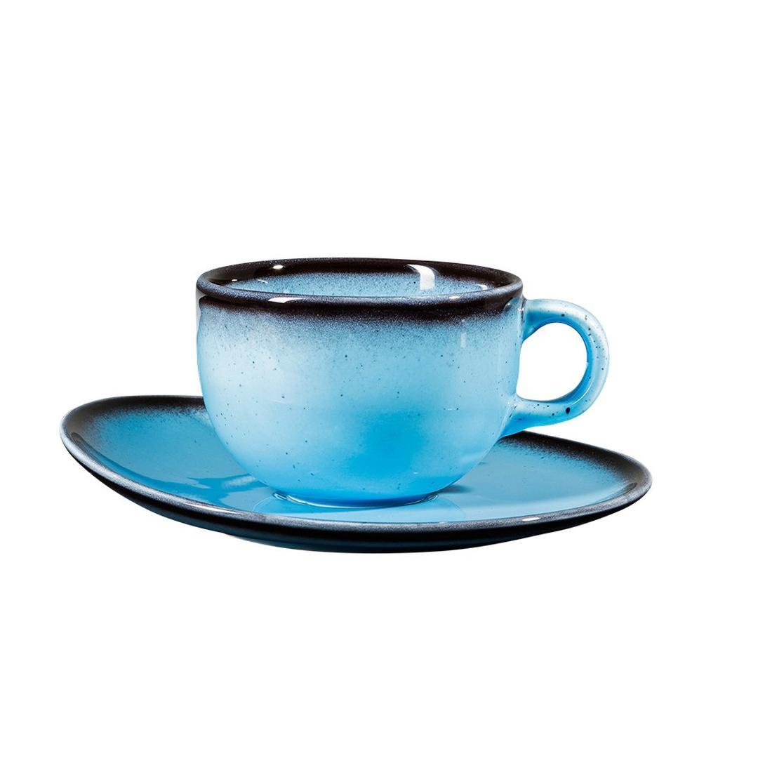 Jumbo Joy Blue 16 cm Fincan Tabağı