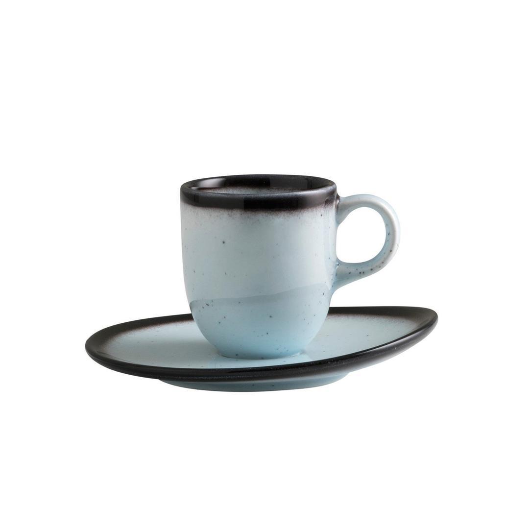 Jumbo Joy White 13 cm  Kahve Fincanı Tabağı