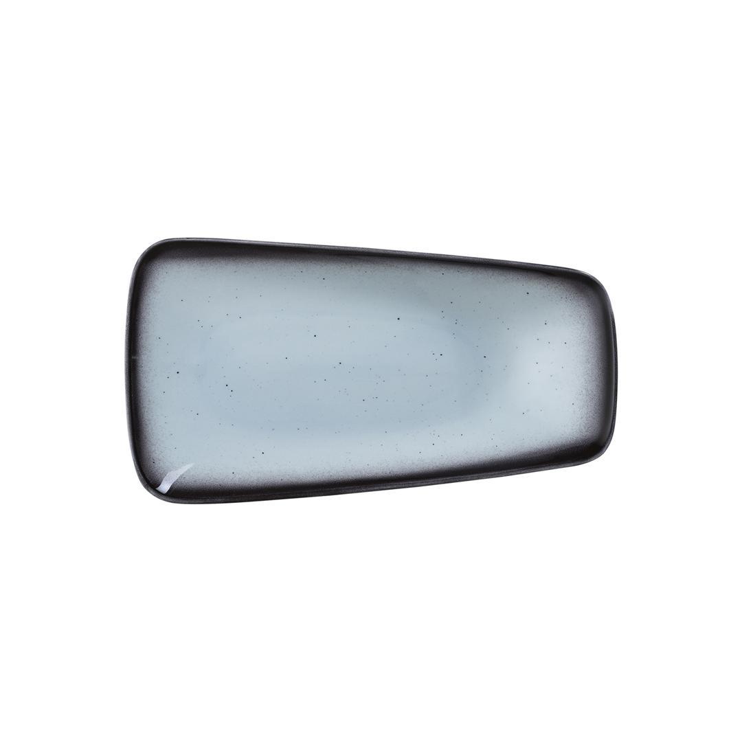Jumbo Joy White 24 cm Kayık Tabak