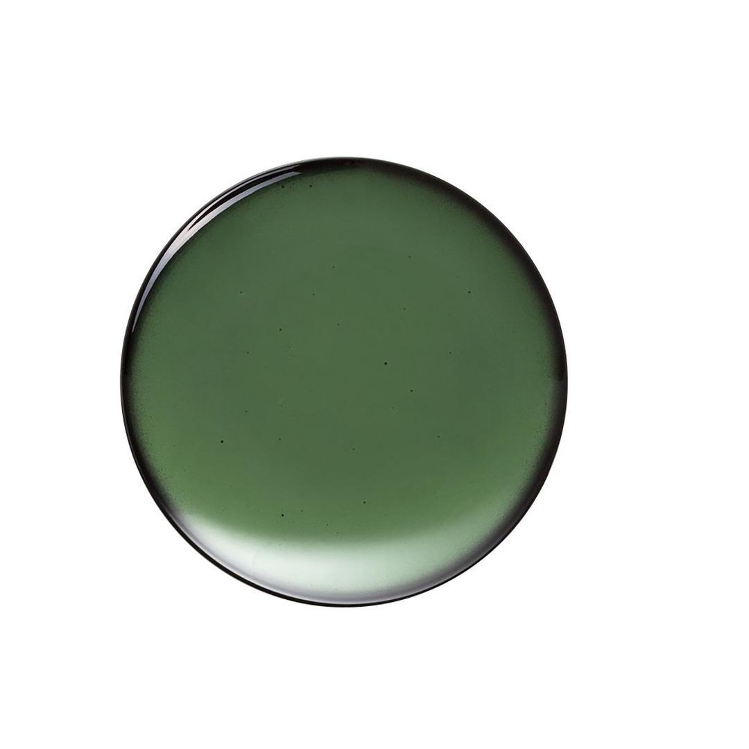 Jumbo Joy Green 18 cm Düz Tabak
