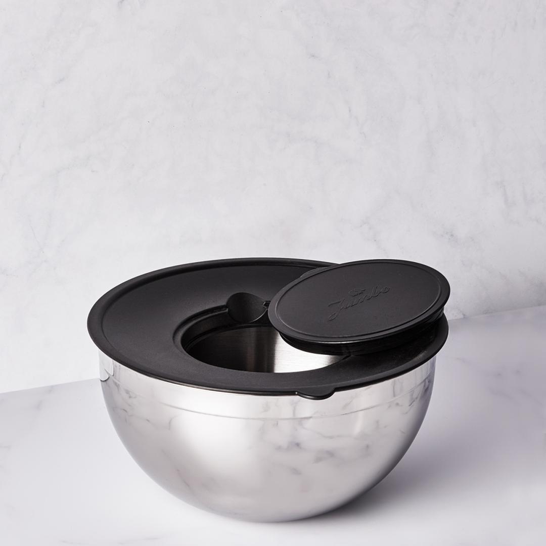 Jumbo Globe 2 Kapaklı Karıştırma Kabı 24 cm