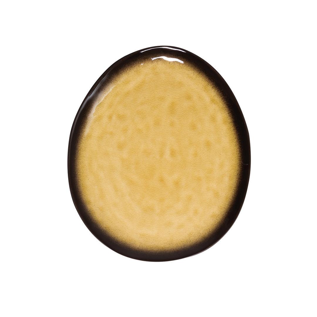 Jumbo Bitter 28 cm Kayık Tabak
