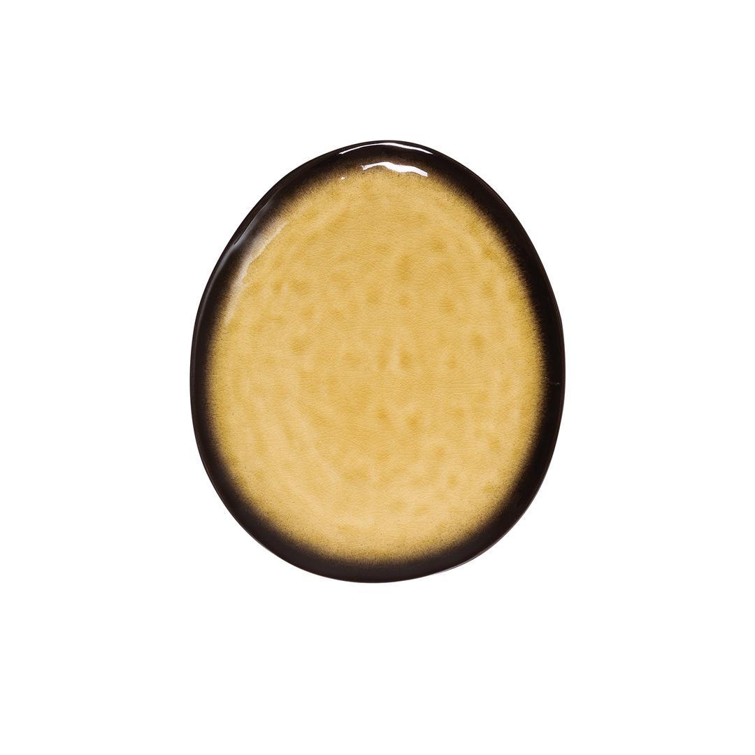 Jumbo Bitter  21 cm Kayık Tabak