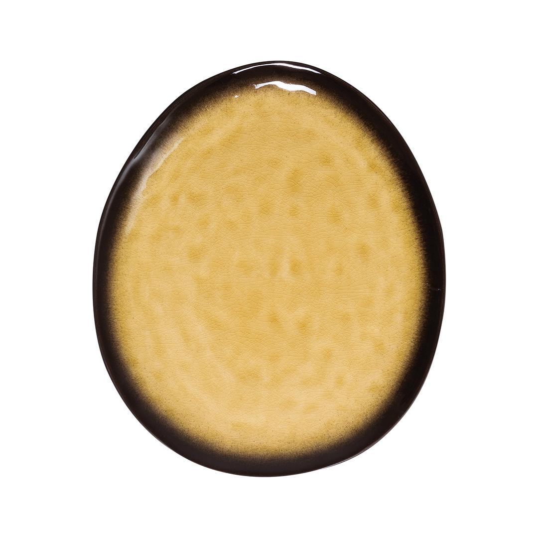 Jumbo Bitter Kayık Tabak 35 cm