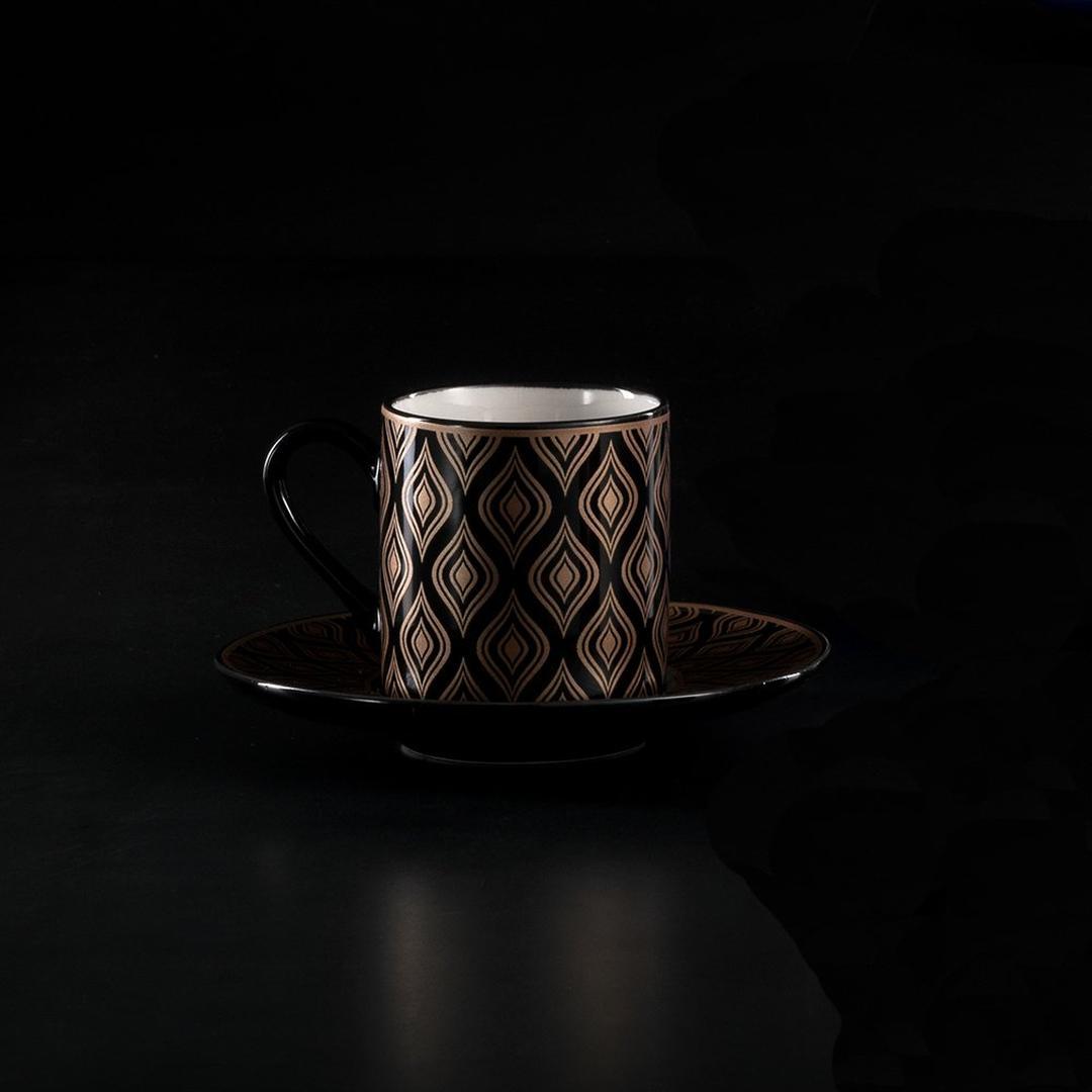Jumbo 2'li Kahve Fincan Takımı