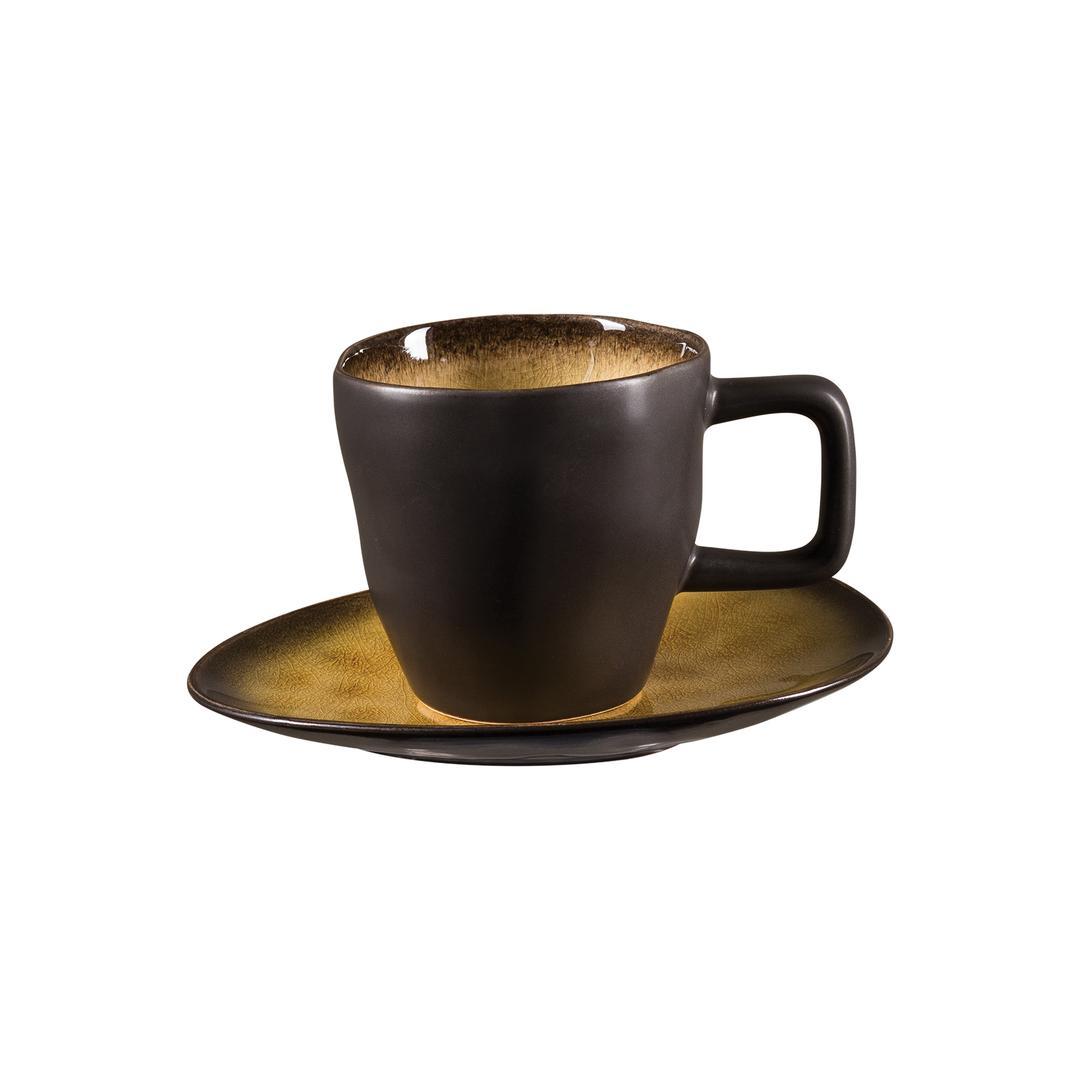 Jumbo Bitter 14 cm Kahve Fincanı Tabağı (Fincansız)