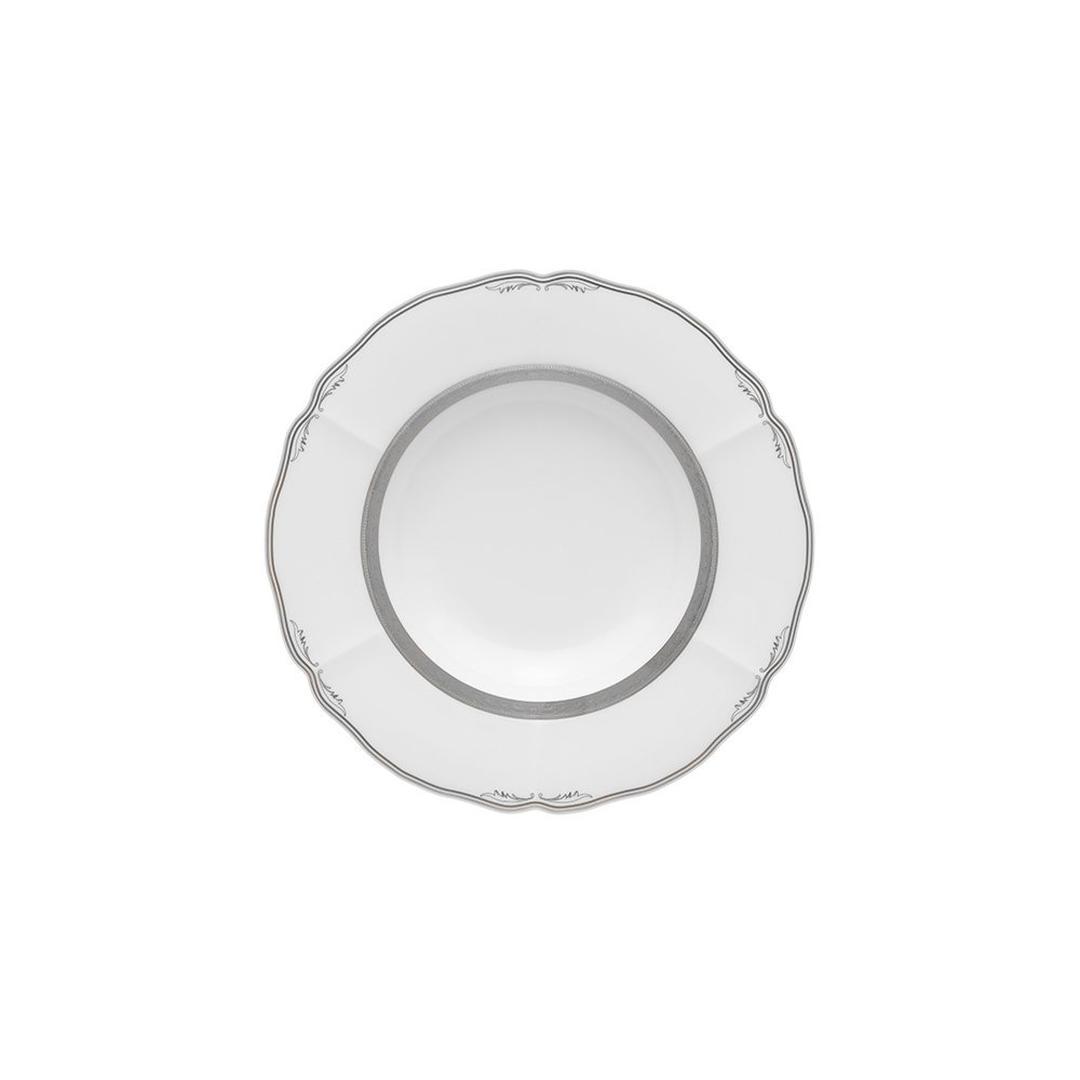 Jumbo London Platin 12 Kişilik 60 Parça Yemek Takımı