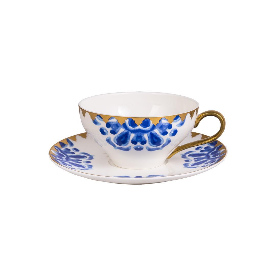 Jumbo Alina 2 Kişilik Çay Fincanı Seti
