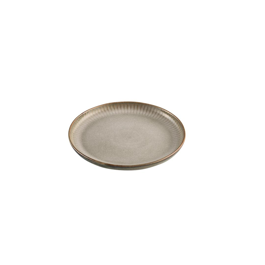 EFES Grey 31 cm duz tabak