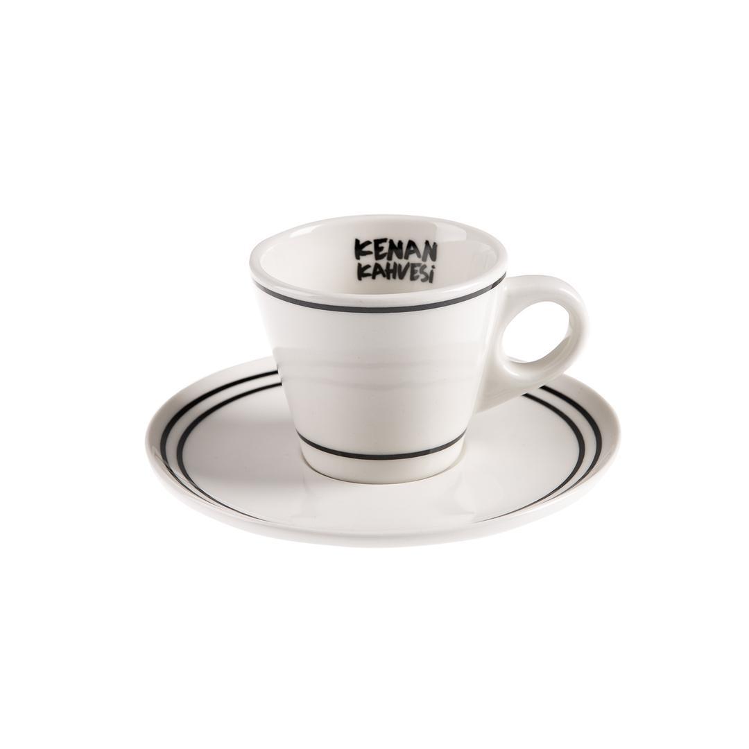 Jumbo Kenan Erçetingöz Kahve Fincan Takımı - G