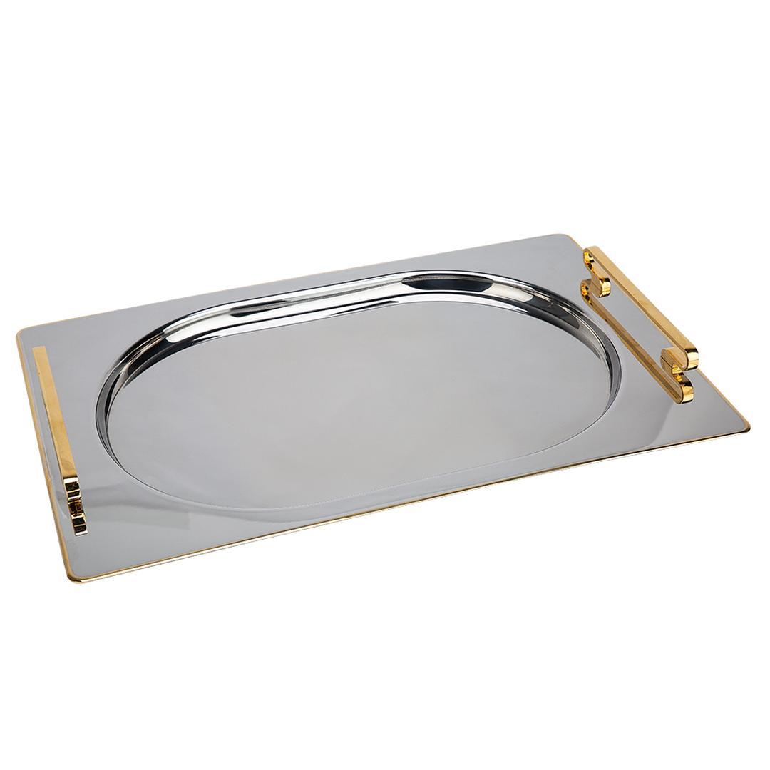 Jumbo 9000 Oval Gold Çay Seti