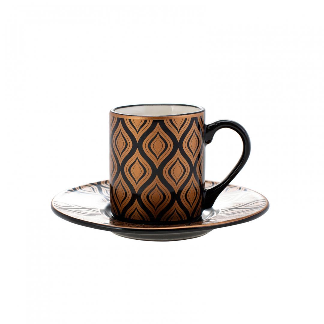Jumbo Brj05 2 Kişilik Kahve Fincan Seti