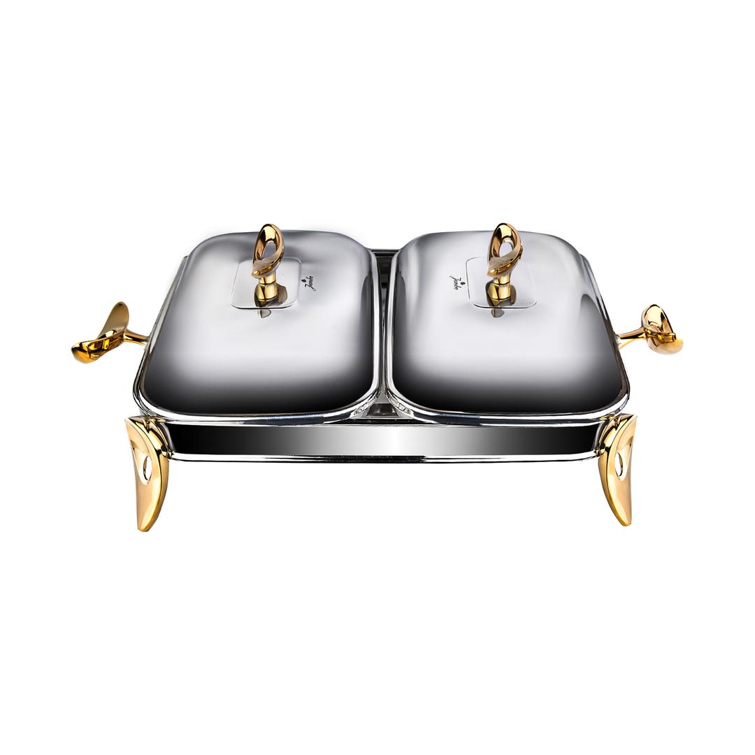 Jumbo Dy2500g Gold 2x1,5 Lt Isıtmalı Servis