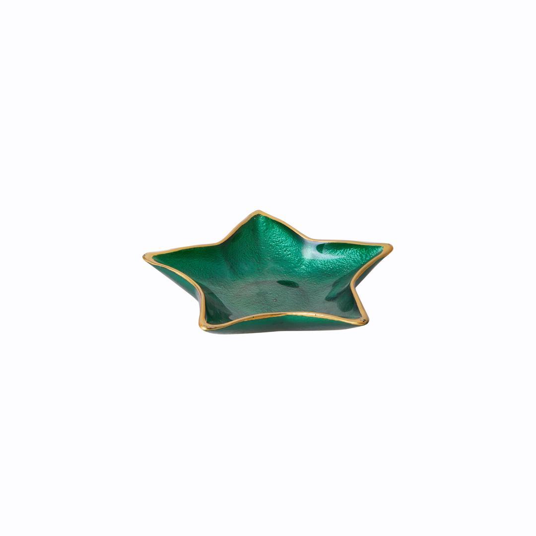 Jumbo Stella Yeşil Yıldız Çerezlik