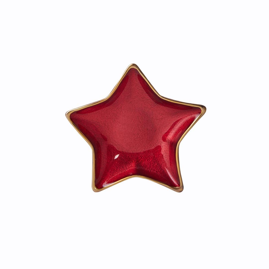 Jumbo Stella Kırmızı Yıldız Çerezlik