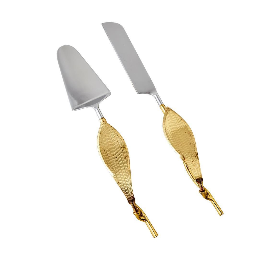 Jumbo Leaf Pasta Servis Seti 12316
