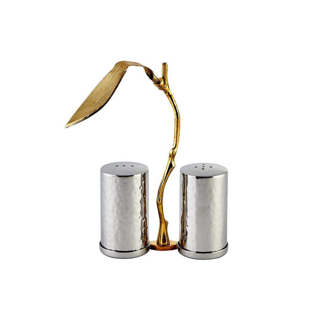 Jumbo Leaf Tuzluk Biberlik Set 12452
