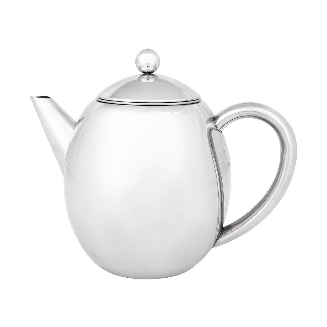 Jumbo Venti Çelik Tea Pot 1200 ml
