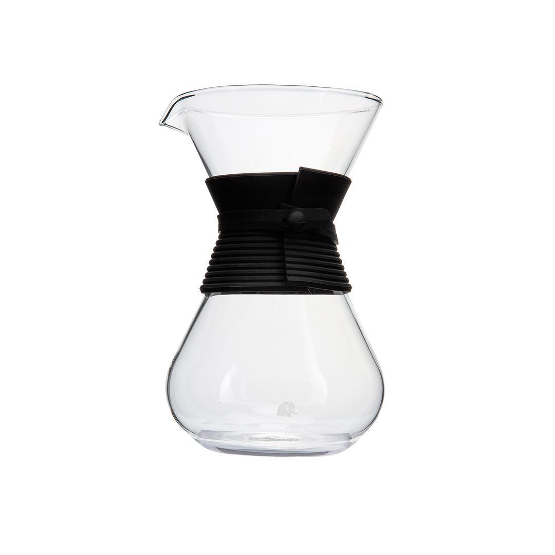 Jumbo Glory  700 Ml Cam Kahve Demleme Ekipmanı