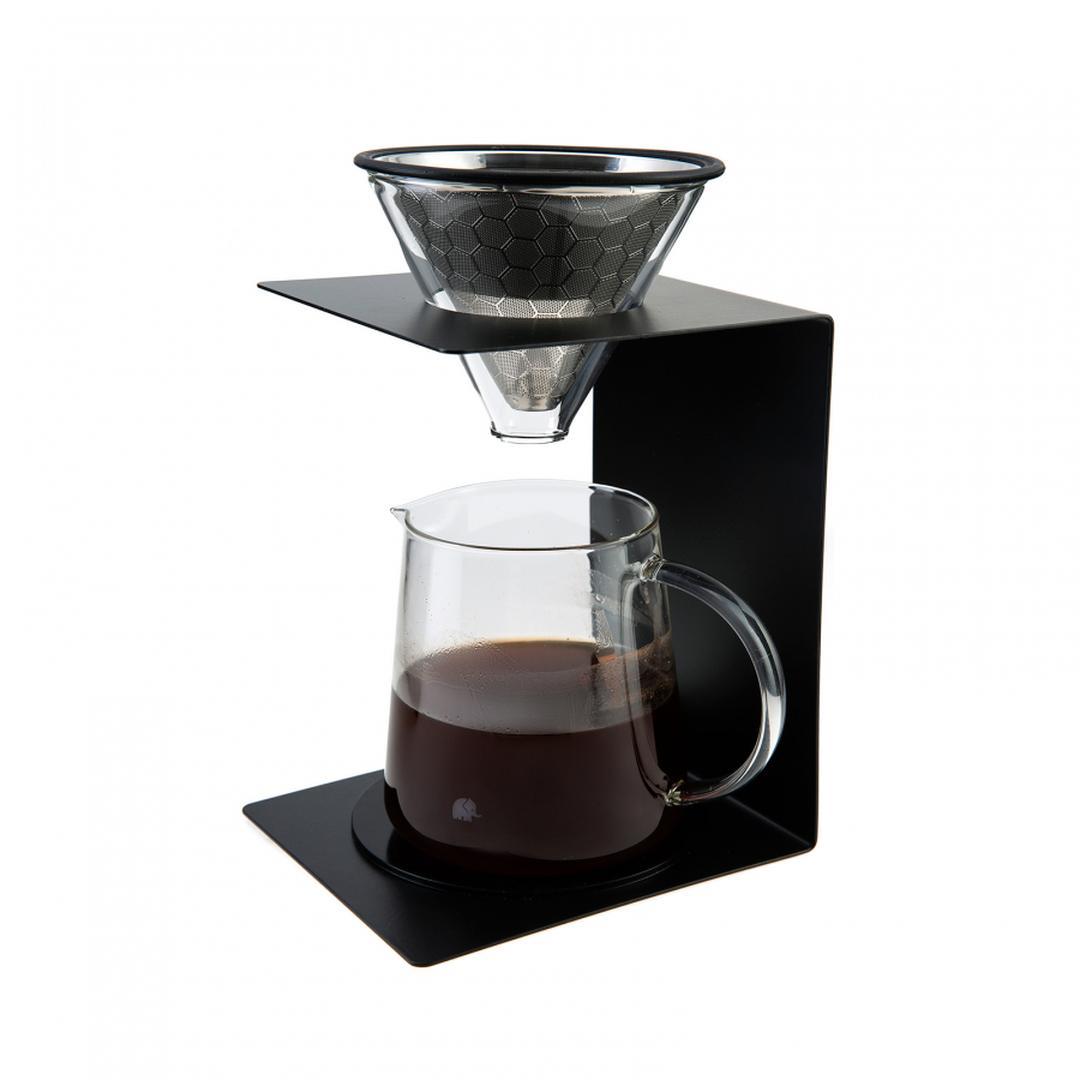 Jumbo Glory Standlı Kahve Demleme Seti