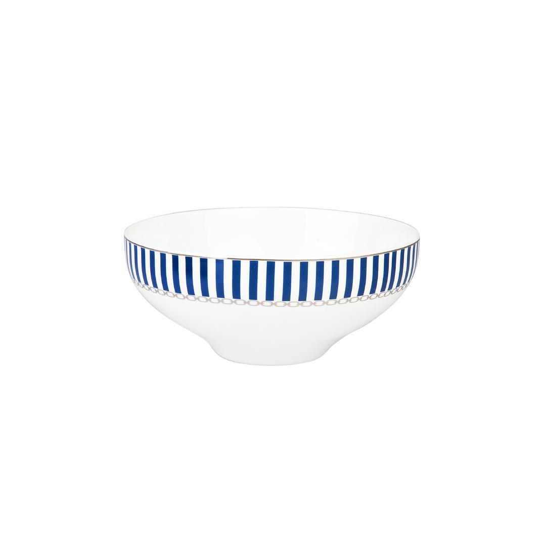 Jumbo Royal Blue Colors 6 Kişilik  24 Parça Yemek Takımı