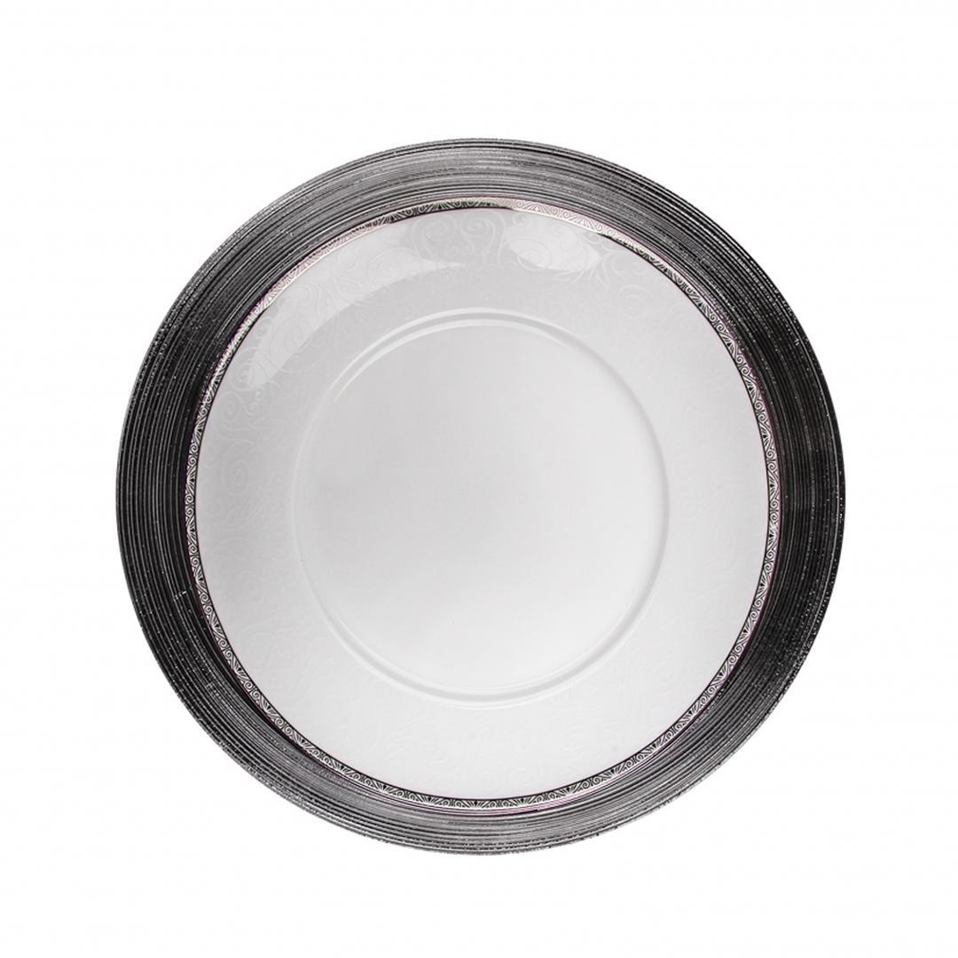 Jumbo Premium 6'lı  Gümüş Supla Takımı