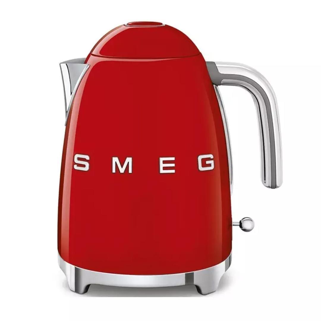Smeg Kettle Linea 50's Retro Style Red Klf03rdeu