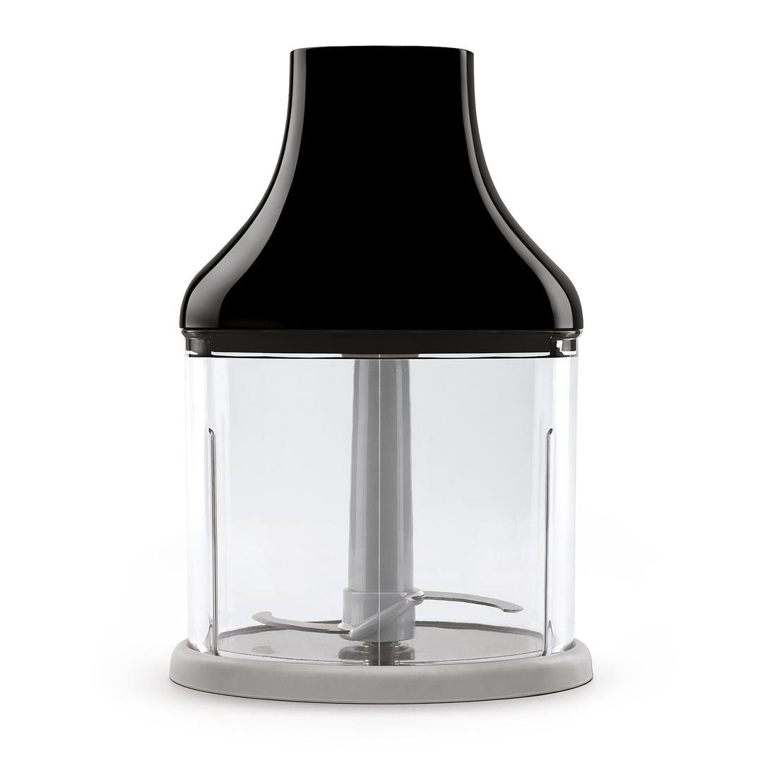 Smeg El Blender Set Black Hbf02bleu