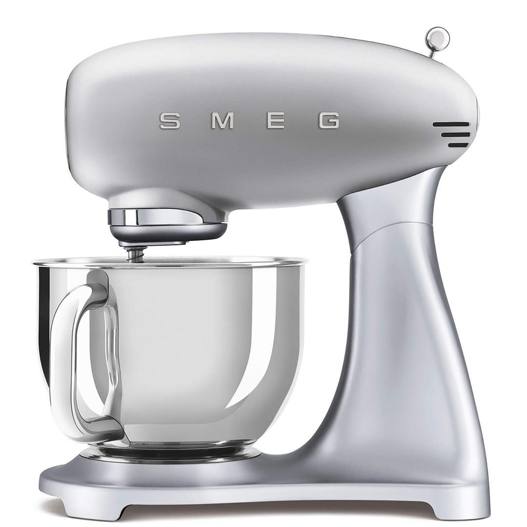 Smeg Hamur Karıştırma Makinesi Silver Smf02sveu