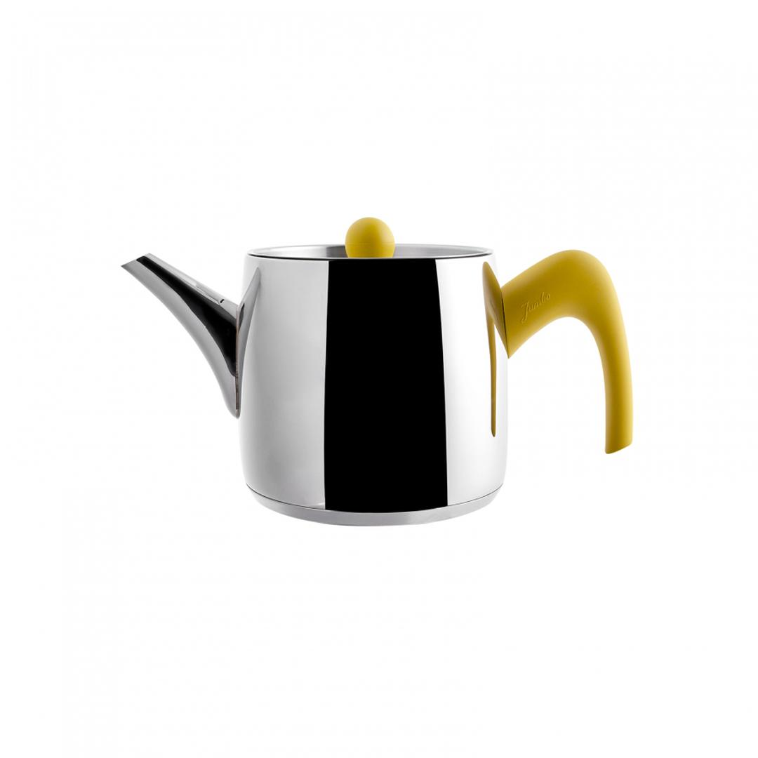 Jumbo 6500 Sarı Çaydanlık