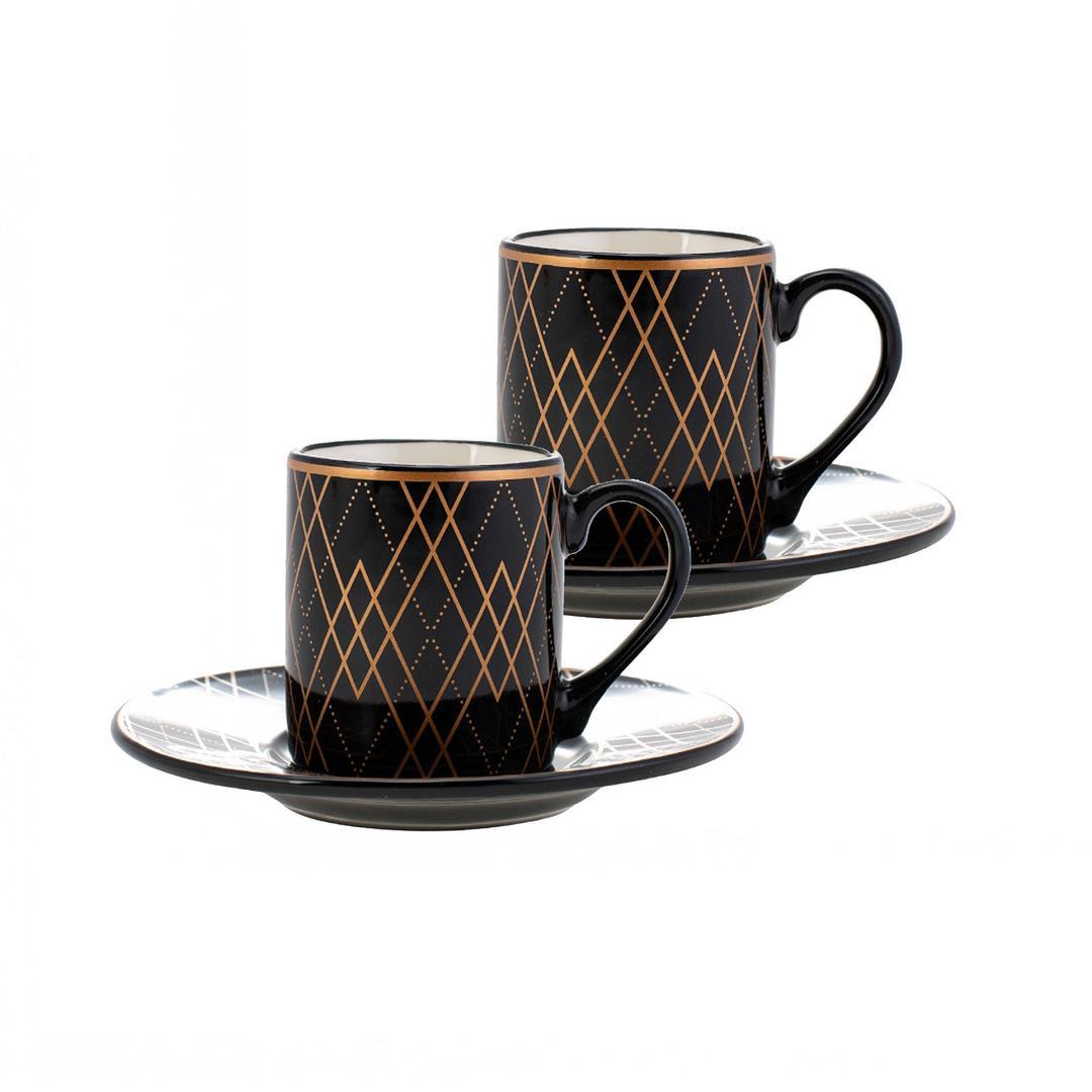 Jumbo Brj01 2 Kişilik Kahve Fincan Seti