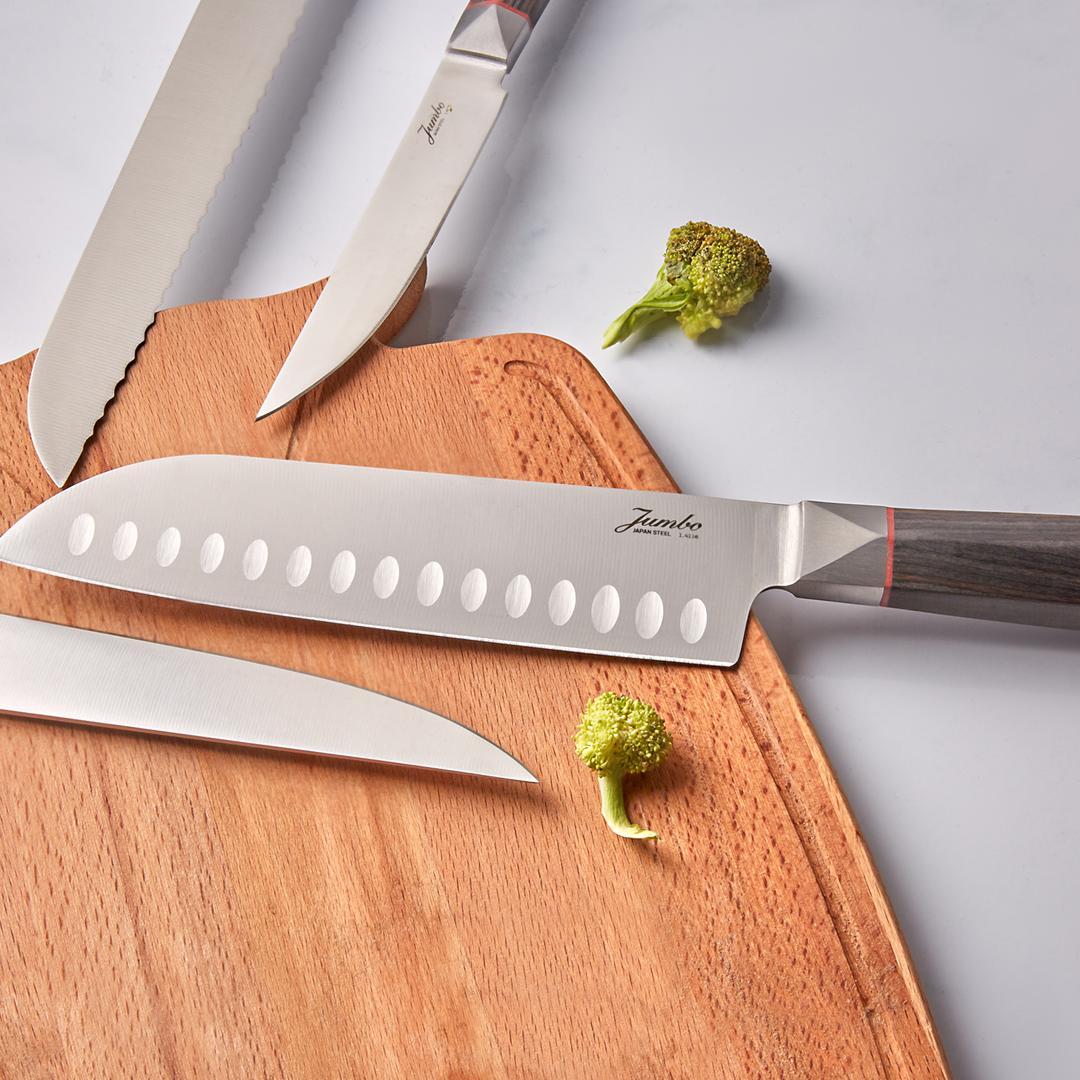Jumbo Osaka 5 Parça Bıçak Seti