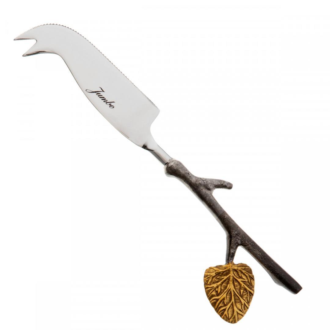 Jumbo Leaf 3 Parça Peynir Servis Seti
