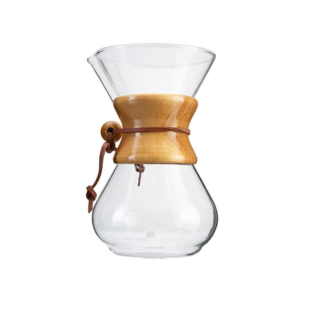 Jumbo Glory 1500 Ml Cam Kahve Demleme Ekipmanı