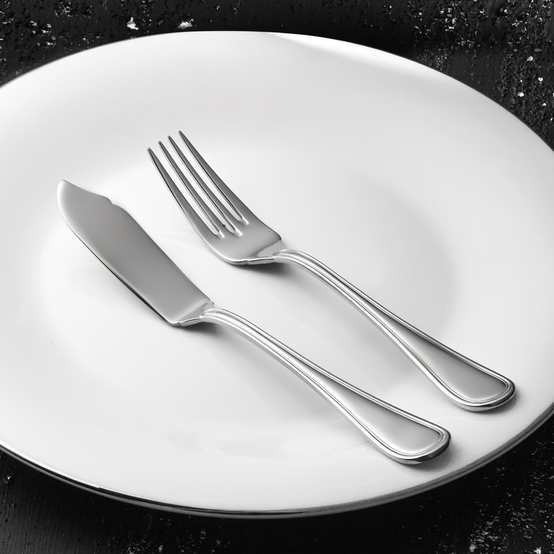 1300 Daily Balık Çatal Bıçak 12 Parça Set